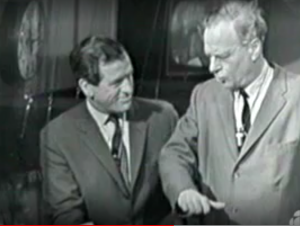 Marshall Mc Luhan Canadian TV Archive Our World 1967