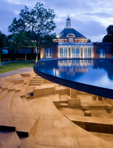 Serpentine Gallery Summer Pavillion 2012